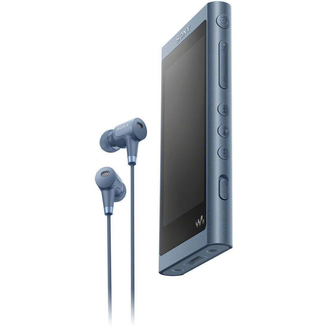 NW-A55HNL Hi-Res Плеер Sony Walkman, 16Gb, цвет синий