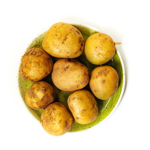 Картофель молодой БИО (Васильки), кг