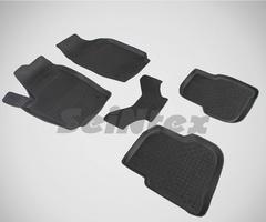 Резиновые коврики для POLO SEDAN с высоким бортом