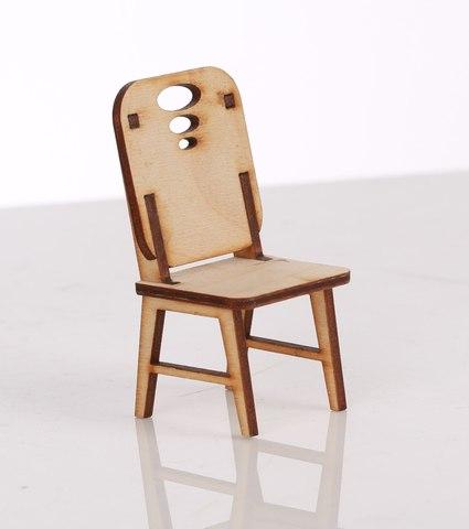 Деревянный игрушечный стул Graver Master Kids