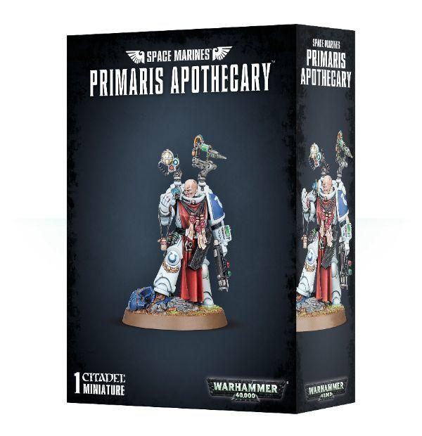 Primaris Apothecary, коробка