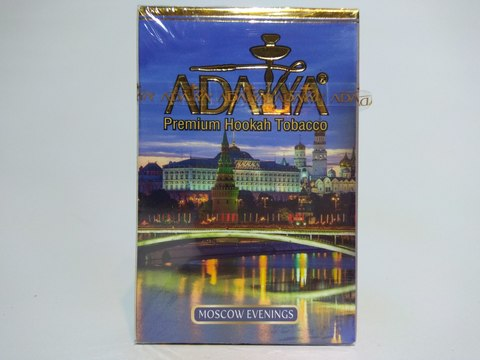 Табак для кальяна ADALYA Moscow Evenings 50 g
