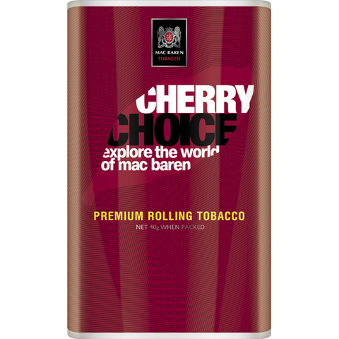 Табак для самокруток Mac Baren Cherry Choice
