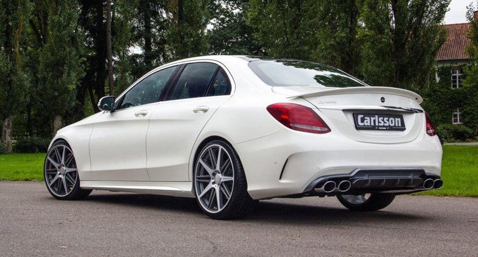 Обвес Carlsson для Mercedes W205 AMG