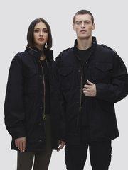 Куртка Alpha Industries М-65 Black (Черная)