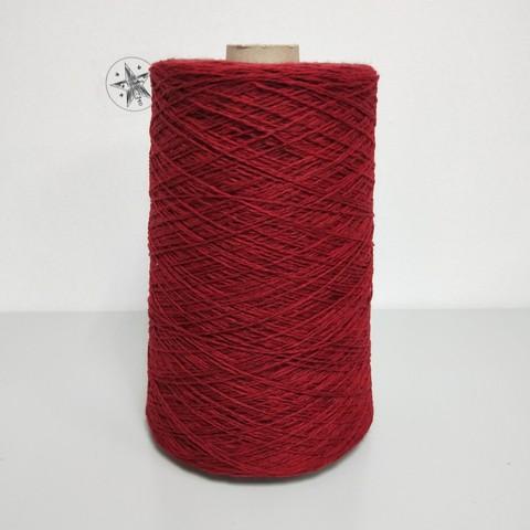 Шерсть, Красный, 450 м/100 г