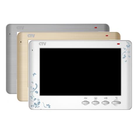 Видеодомофон CTV-M1704 SE (со сменными панелями)