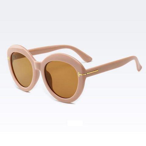 Солнцезащитные очки 1822002s Коричневый - фото