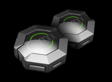 Трекинг датчики для платформы виртуальной реальности Virtuix Omni