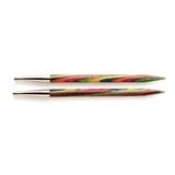 Спицы KnitPro Symfonie съемные укороченные 3,75 мм 20423
