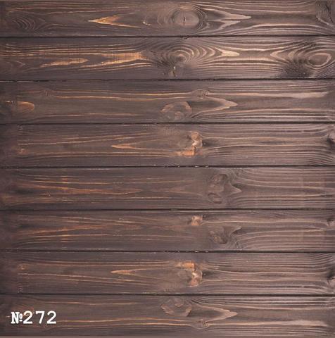 Фотофон виниловый «Коричневые доски» №272