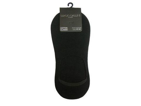 Мужские носки черные Sergio Dallini SDS806-1