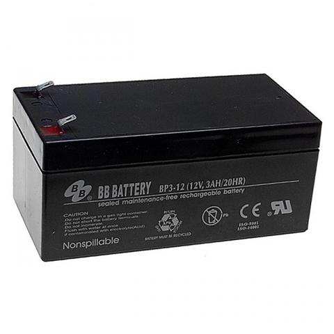 Аккумулятор B.B. BATTERY BP3-12/T1