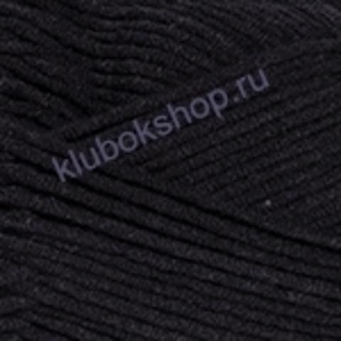 Пряжа YarnArt Jeans PLUS 53 черный