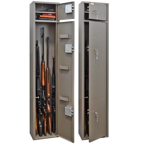Д-7 Шкаф оружейный (1500*300*200)
