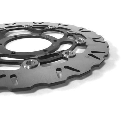 Передние тормозные диски (2 шт.) для Honda CBR 1000 RR 06-07