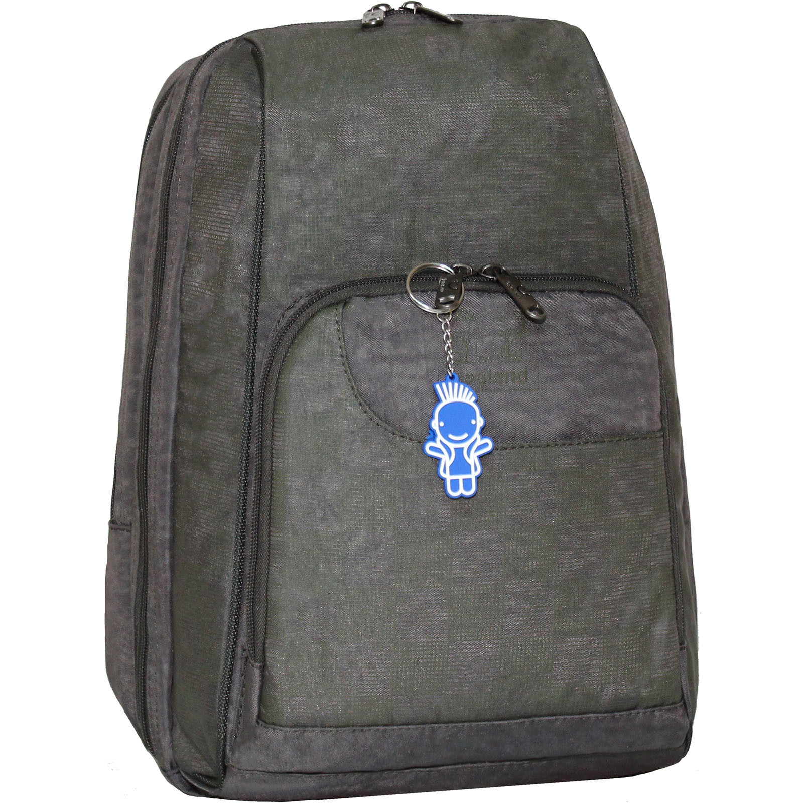 Школьные рюкзаки Школьный рюкзак Bagland Стингер 16 л. 327 хаки (0014970) IMG_2077.JPG