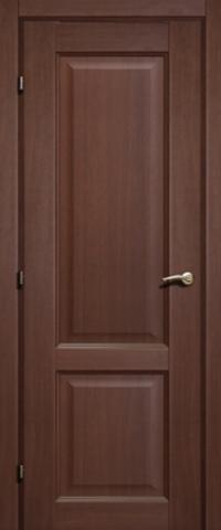 Дверь ДГ 6323 (танганика, глухая CPL), фабрика Краснодеревщик