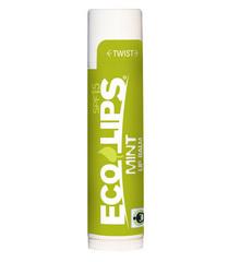 Бальзам для губ SPF15 мятный аромат, Eco Lips