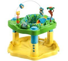 Evenflo Игровой центр ExerSaucer™ Друзья из зоопарка (Zoo Friends) (60511372)
