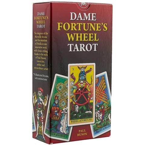 Карты Таро Dame Fortune`s Wheel