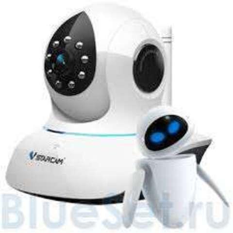 VSTARCAM T7838WIP (SVIC38) P2P HD WIFI цифровая IP камера+microSDHC 32Gb Class10