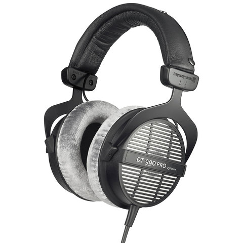 Beyerdynamic DT 990 PRO/250 ohms - профессиональные наушники