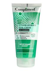 Compliment Очищающий гель-скраб для умывания 3 в 1 для проблемной кожи против несовершенств