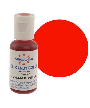 Кулинария Краска для шоколада AmeriColor  RED, 19 гр. d431f2454f28f30fbbcd3378ef9517d4.jpg