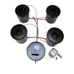 Гидропонная система AquaPot Quatro