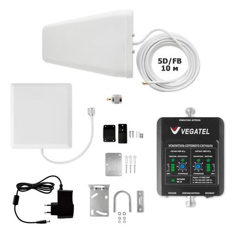 Vegatel VT-900E/1800-kit (дом, LED) комплект
