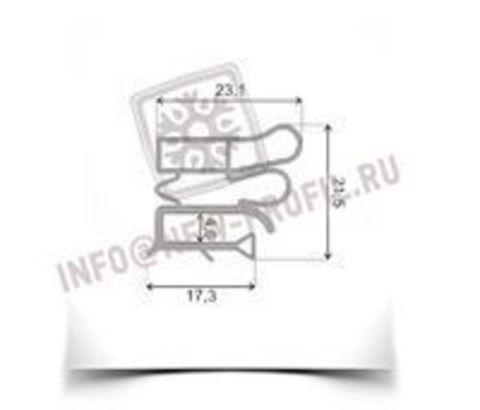 Уплотнитель 97*53 см для холодильника Samsung FRESH LINE SCD 260R (холодильная камера) Профиль 012