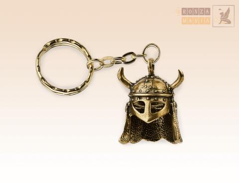 брелок Шлем монгольский