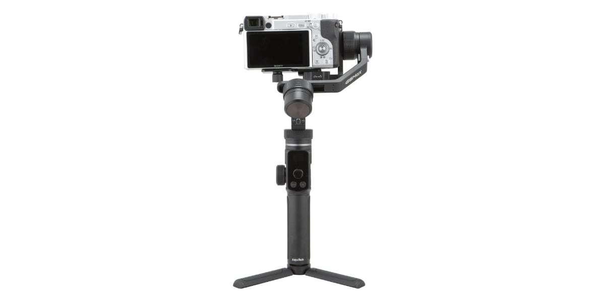 Стабилизатор трехосевой Feiyu FY-G6 Max с фотокамерой