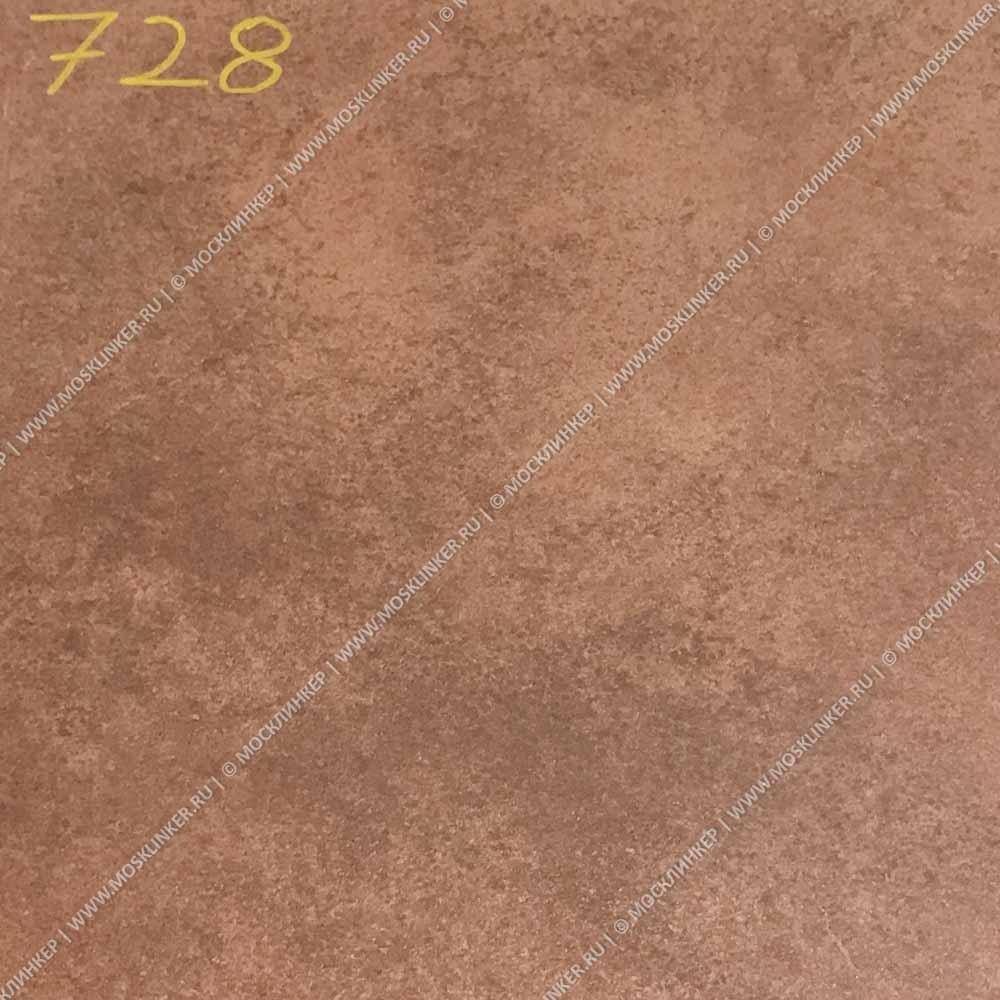 Stroeher - Keraplatte Aera Т 728 core 294x294x10 артикул 8031 - Клинкерная напольная плитка