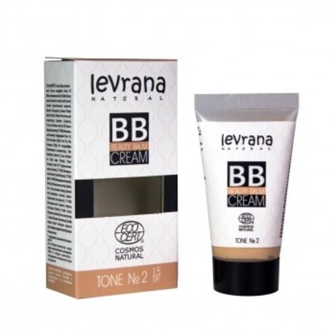 BB крем тон №2, 30мл (Levrana)