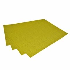 605 FISSMAN Комплект из 4 сервировочных ковриков 45x30см (ПВХ)