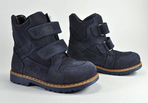 Ботинки утепленные Panda