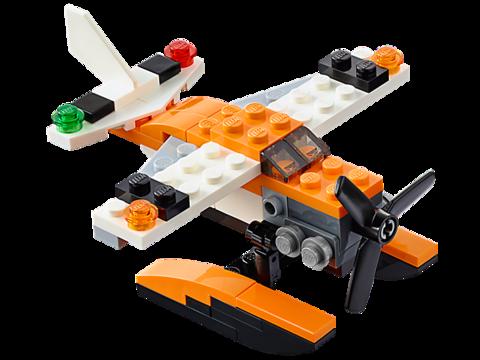 LEGO Creator: Гидроплан 31028 — Sea Plane — Лего Креатор Создатель
