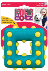 Игрушка для собак KONG DOTZ квадрат