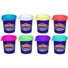 Hasbro Play-Doh PLUS Набор пластилина , 8 банок (A1206H)