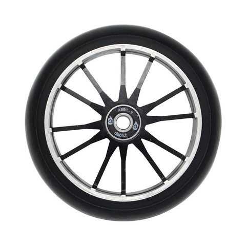 Колесо для самоката DISTRICT DG110 Wide Wheel Twin Core (Black)