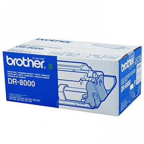 Фотобарабан Brother DR-8000, черный