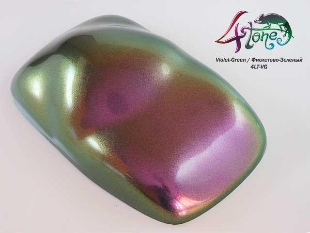 4Tone (Bugtone) Краска Bugtone 4Tone Violet-Green хамелеон фиолетовый-зеленый крупная зернистость,прозр.120мл import_files_82_82fe33d2052011e1aaee001fd01e5b16_75de077a8f0211e3bf450024bead9dca.jpeg
