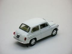 ZAZ-965E Yalta 1963 white 1:43 Nash Avtoprom