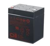 Аккумулятор CSB GP1245 (16W) ( 12V 4,5Ah / 12В 4,5Ач ) - фотография