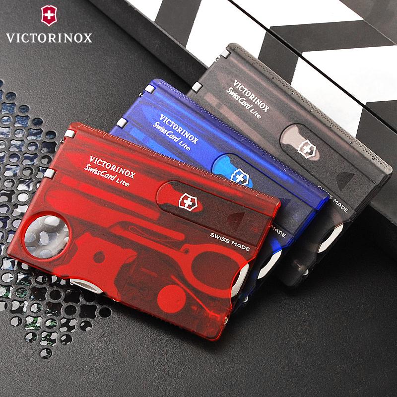 Victorinox SwissCard Lite Collection - Wenger-Victorinox.Ru