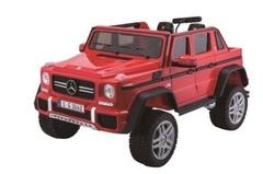 Электромобиль BARTY Mercedes-Maybach G650 Landaulet красный