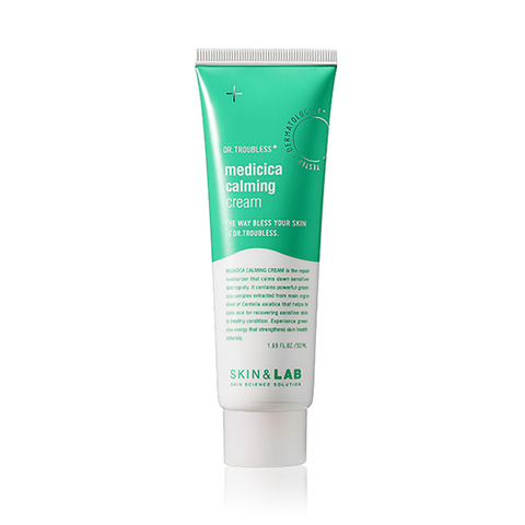 Крем SKIN&LAB Dr. Troubless Medicica Calming Cream 50ml