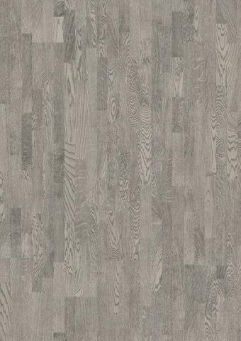 Паркетная доска  Карелия Urban Soul Дуб  Concrete Grey 3-х полос